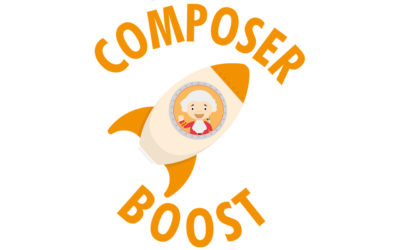How to support young composers? WAZO's Composer Boost is the answer.