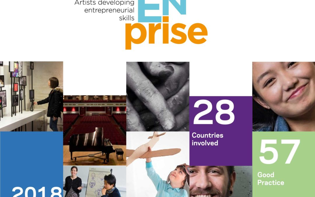 Artenprise – A European study on programs to support entrepreneurial skills development in arts and culture