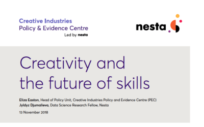 Creativity and the Future of Skills