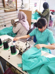 "UWTSD graduate launches ""Scrubs for Wales"" to help frontline workers in the NHS"