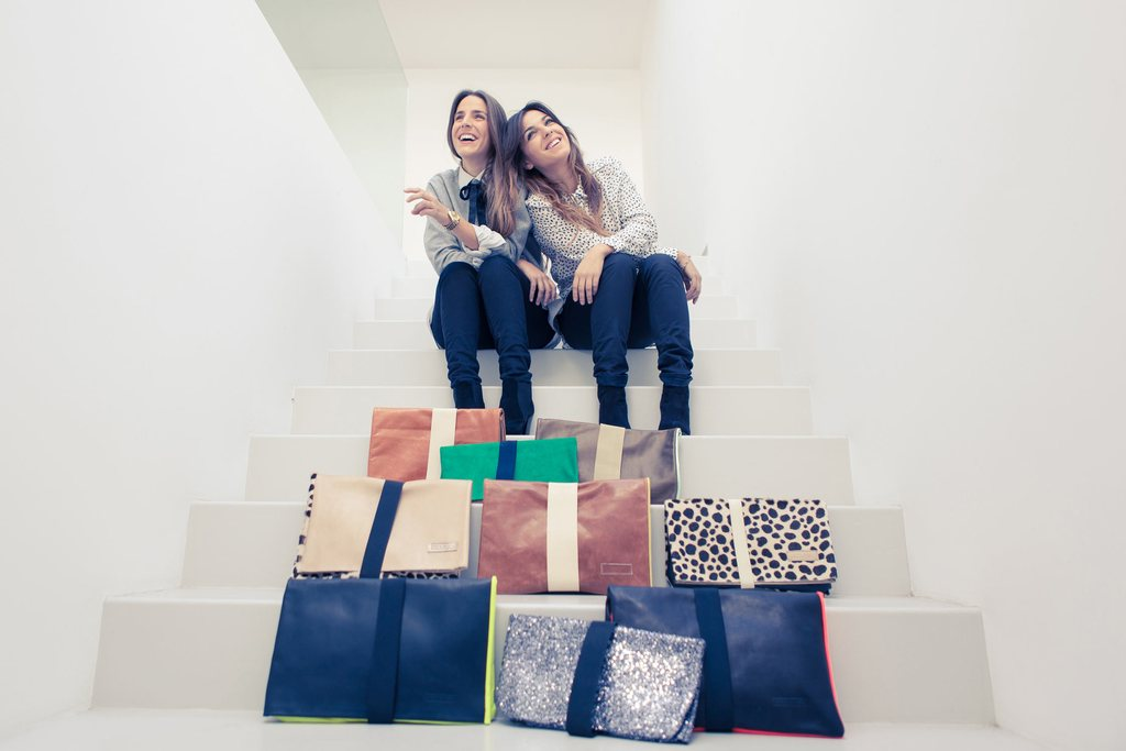 UPTEC startup creates a collection of bags with sustainable and recyclable materials