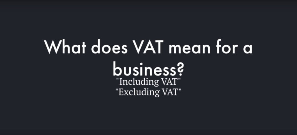 VAT and tax regulations in UK