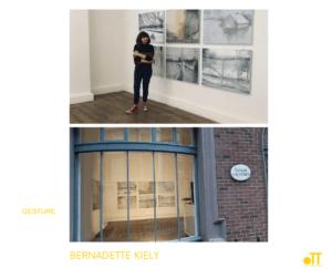 Gesture 5 by Bernadette Kiely